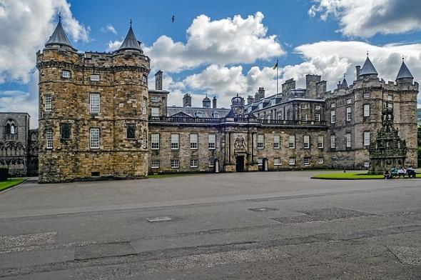المعالم السياحية ادنبره