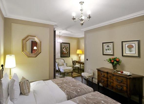 فندق دو لا سيغون جنيفا