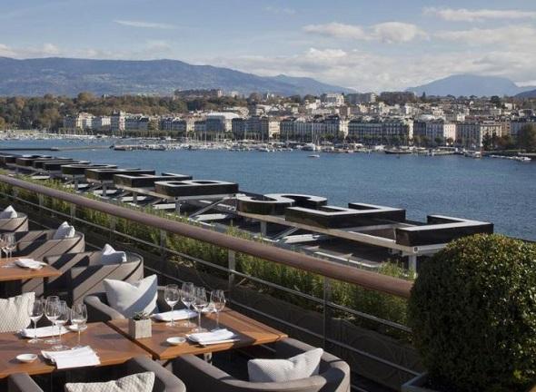 اين تسكن في جنيف