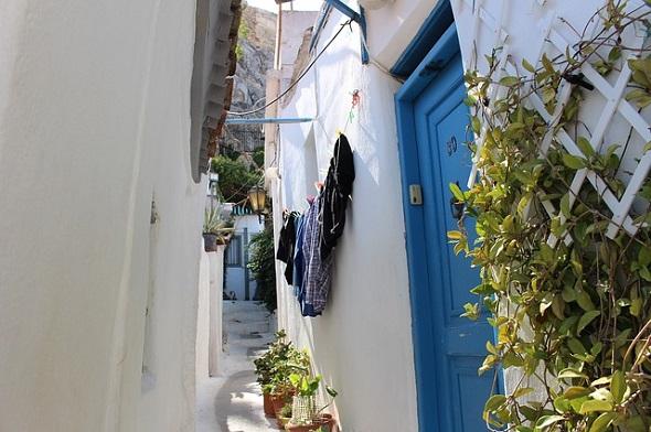 المناطق الساحرة و الخالدة في اثينا