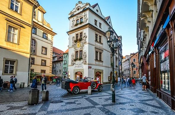 افضل المعالم السياحية في براغ