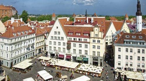 أهم الأماكن السياحية في تالين إستونيا .. أين تذهب في تالين