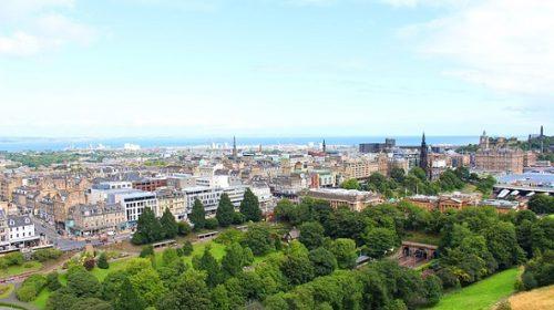 الاماكن السياحية في إدنبرة و أفضل 10 أشياء للقيام بها في إدنبرة