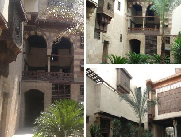 اماكن خروج في القاهرة