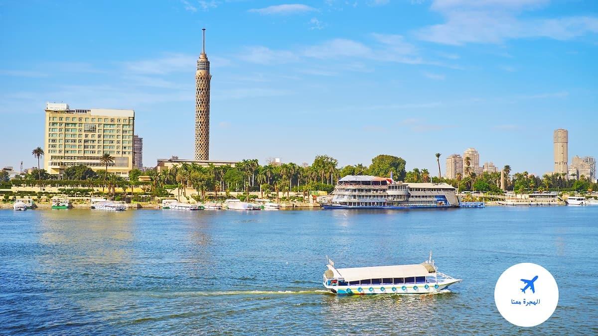 احسن اماكن خروج فى القاهرة
