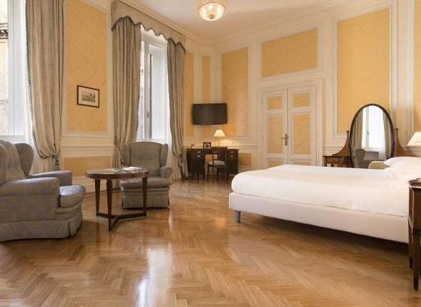 فنادق العاصمة روما