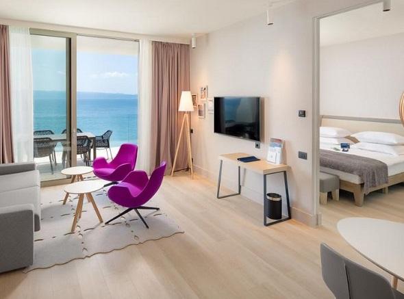 فنادق للسياحة و السكن في سبليت
