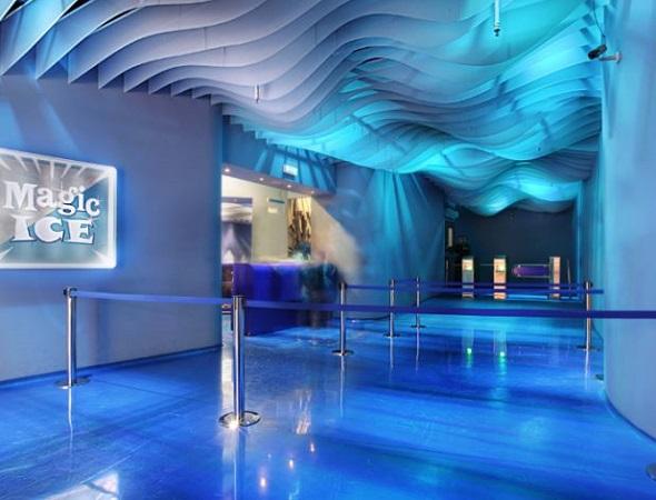 متحف الثلج في اسطنبول