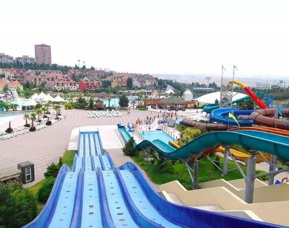 مدينة اكوا دولفين اسطنبول