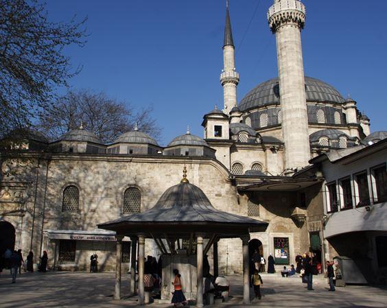 مسجد السلطان ايوب اسطنبول
