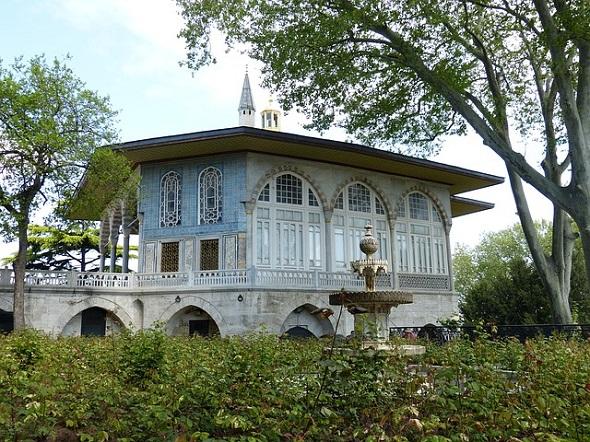 قصر توبكابي