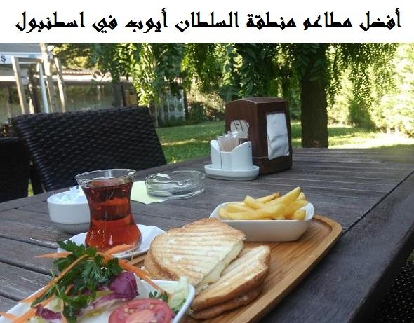 أفضل مطاعم منطقة السلطان أيوب