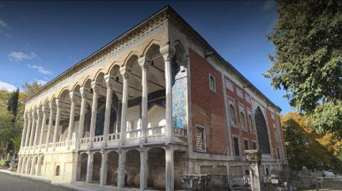 متحف إسطنبول الأثري أو المتحف الأثري في اسطنبول