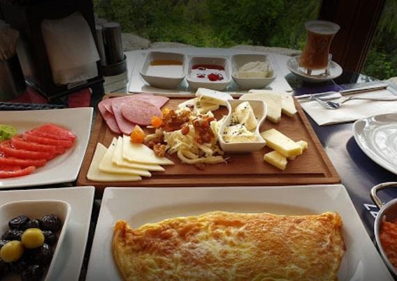 مطاعم منطقة تقسيم اسطنبول