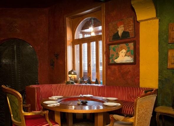 مطعم أبو السيد القاهرة