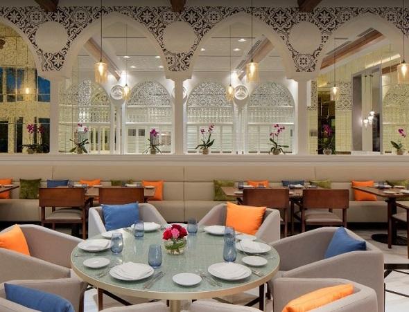 مطعم أيامنا دبي