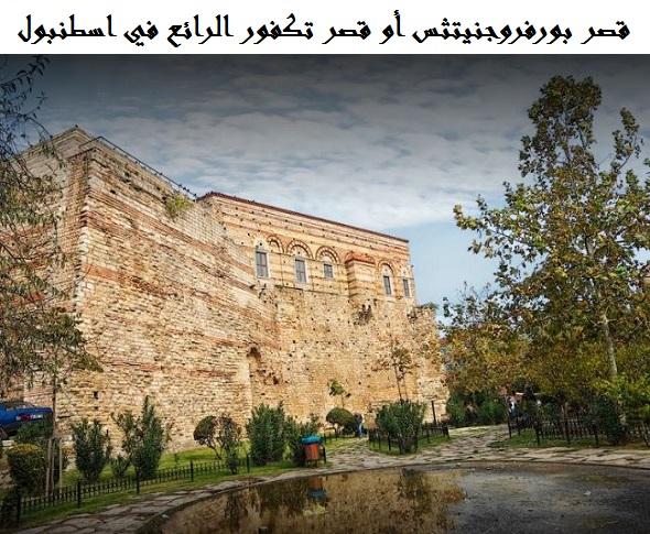 قصر بورفروجنيتثس