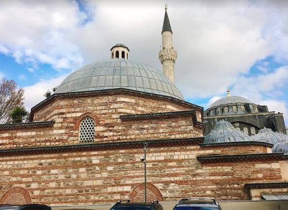 حمام علي باشا التركي