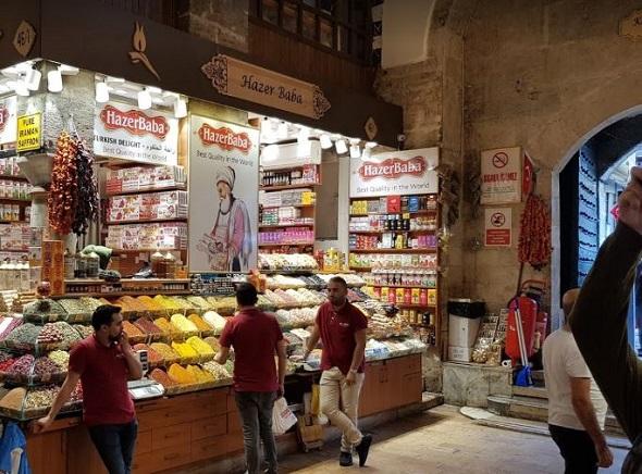 سوق مصر اسطنبول