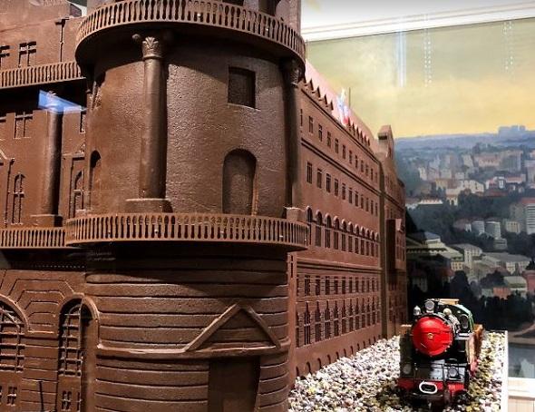 اسطنبول متحف الشوكولاته