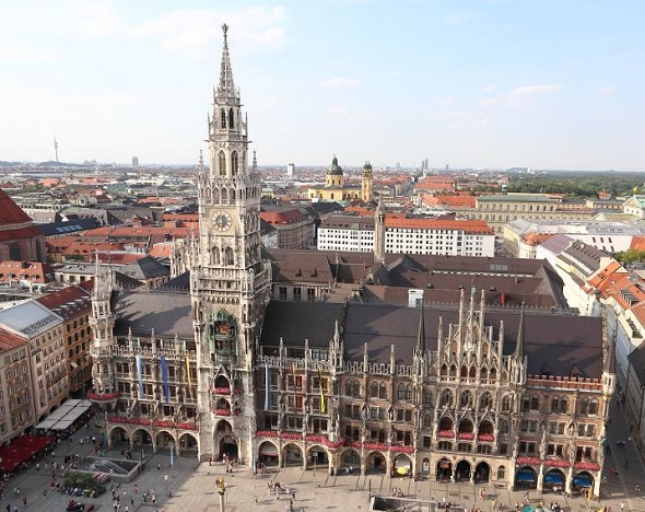 اماكن سياحية في ميونخ 2020