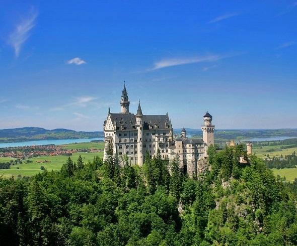 قصر نويشفانشتاين
