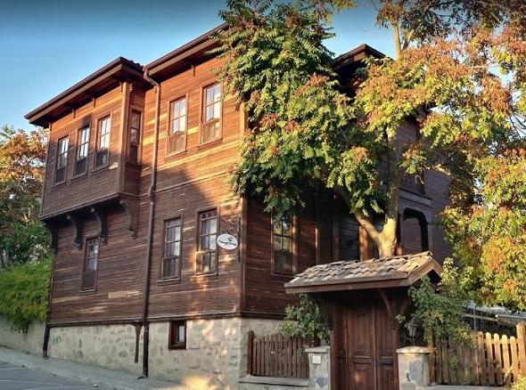 قرية تراكلي في أسطنبول