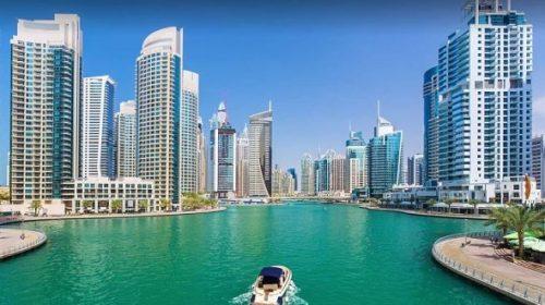 مارينا دبي | الأنشطة السياحية | الفنادق والمطاعم القريبة
