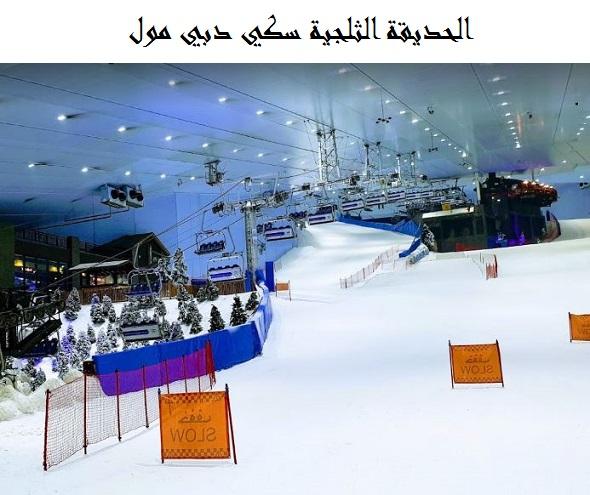 صورة سكي دبي مول | الفعاليات والأنشطة | الفنادق القريبة