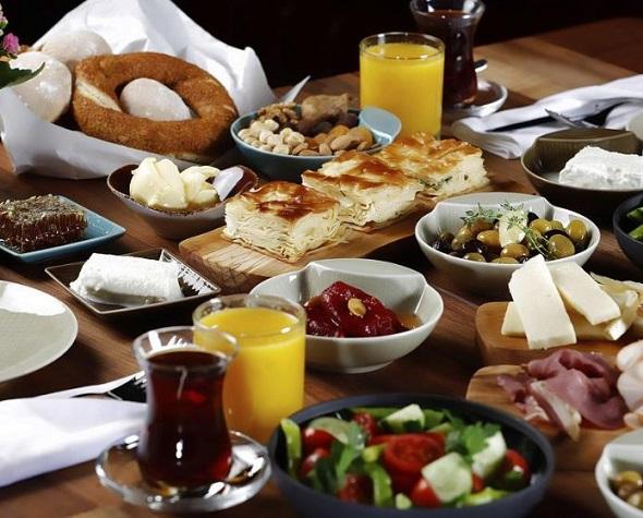 المطاعم في فندق ديفان اسطنبول