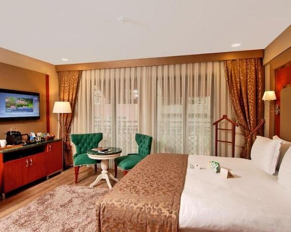 أنواع غرف فندق دوسو دوسي اولد سيتي