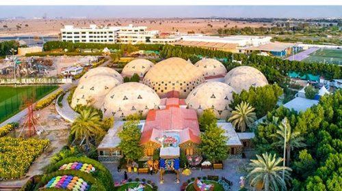 حديقة الفراشات في دبي | الأنشطة السياحية | الفنادق والمطاعم القريبة