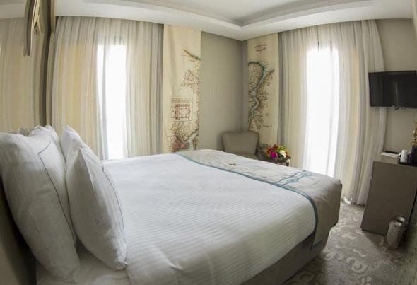 أنواع غرف فندق البيك