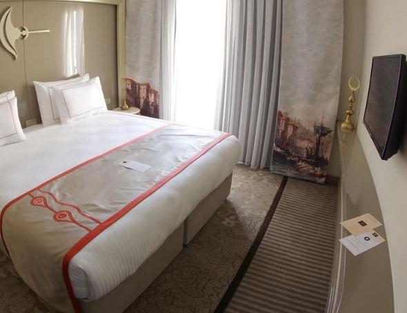 مميزات فندق البيك اسطنبول