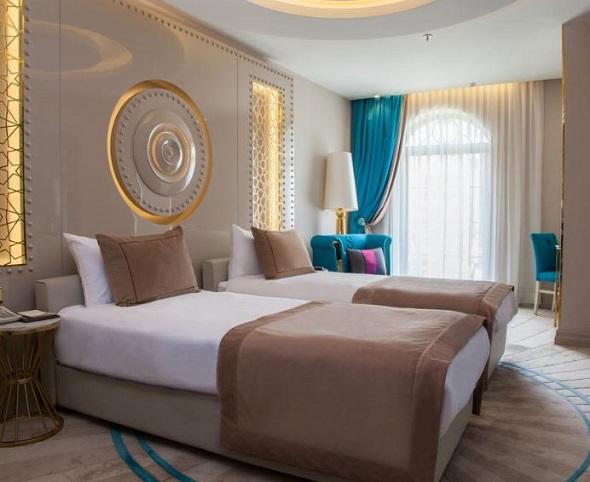 فندق سورا ديزاين في اسطنبول