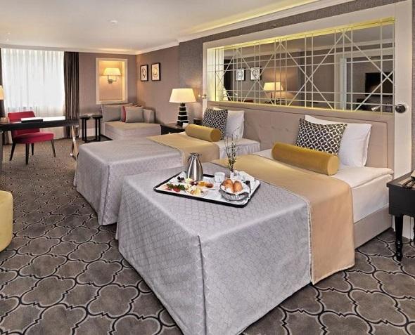 فندق ميركيور اسطنبول شيشلي
