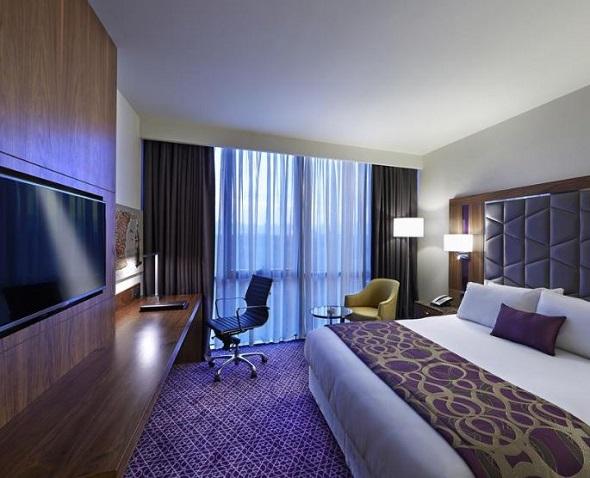 مميزات فندق ميركيور اسطنبول توبكابي