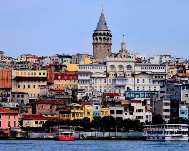 سفر الى تركيا