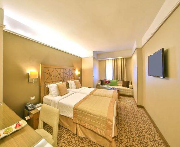 غرف اوتل رمادا اسطنبول تقسيم