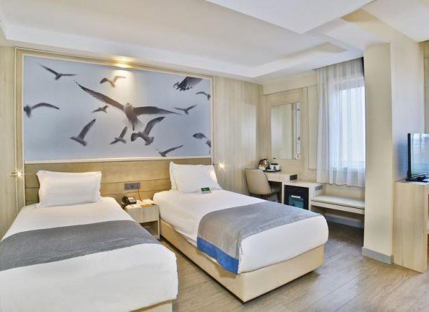 أنواع فندق رمادا اولد سيتي اسطنبول