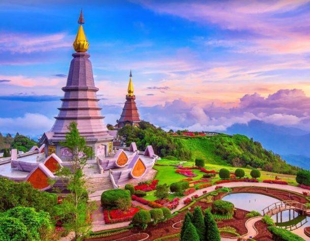 الاماكن السياحية في شيانغ ماي