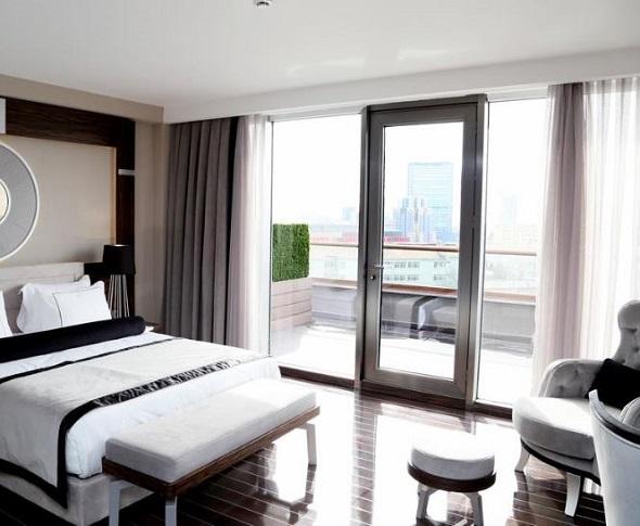 فندق وأجنحة رامادا إسطنبول شيشلي