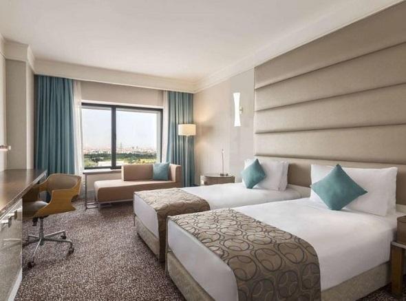 أنواع فندق رمادا بلازا إسطنبول تيكستيلكينت