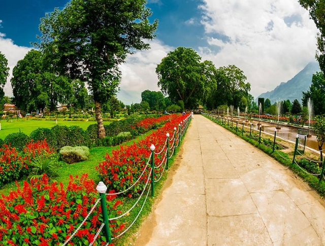 حديقة شاليمار باغ