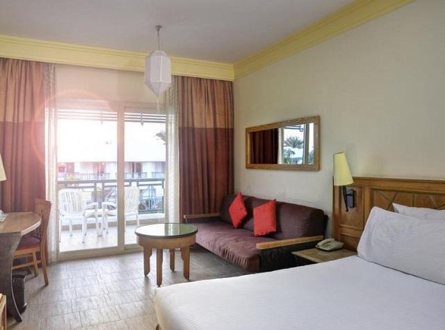 غرف فندق نوفوتيل بشرم الشيخ