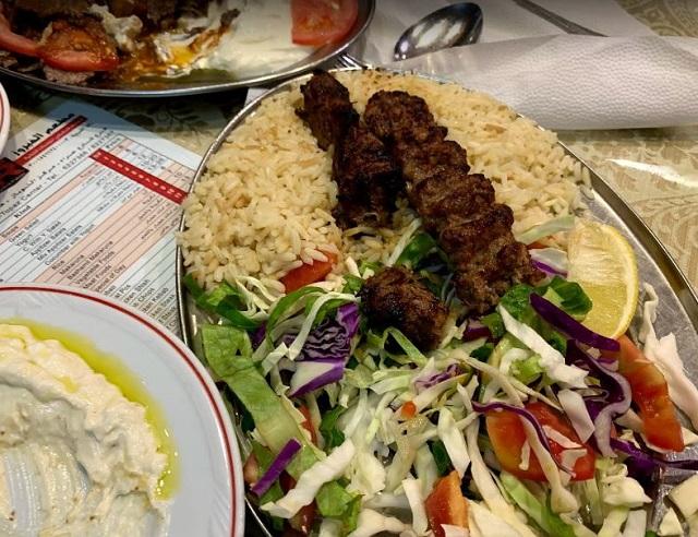 مطعم الفيروز جده السعوديه