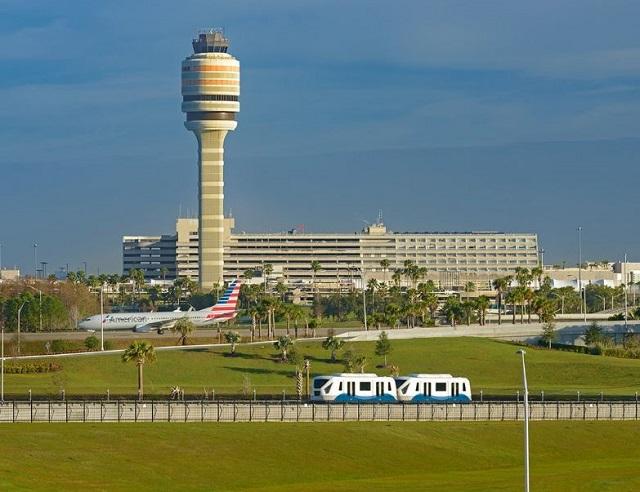اكبر موانئ الطيران في امريكا