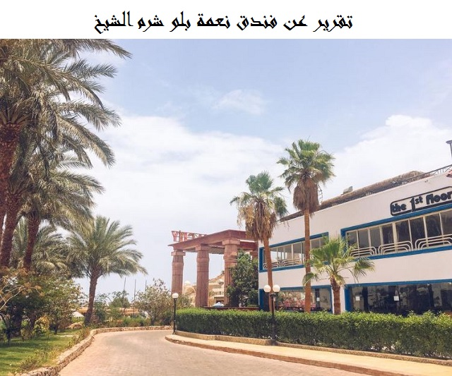 Photo of فندق نعمة بلو شرم الشيخ naama blue hotel sharm el sheikh