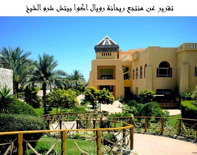 صورة فندق ريحانة رويال اكوا بيتش rehana royal beach resort & spa