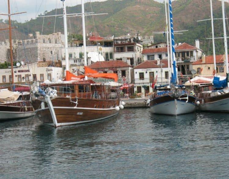 ميناء مرمريس